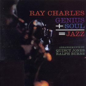 Ray Charles - Genius + Soul = Jazz 1960