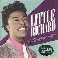 Little Richard - 18 Greatest Hits 1985