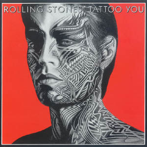 The Rolling Stones - Tattoo You 1981