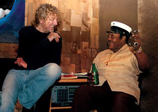 Robert Plant & Fats Domino