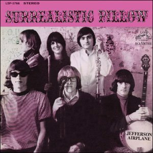 Jefferson Airplane - Surrealistic Pillow 1967