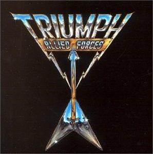 Triumph - Allied Forces 1981
