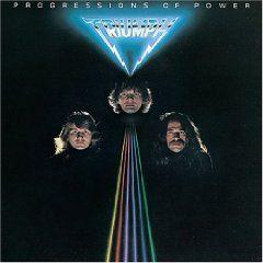 Triumph - Progressions of Power 1980