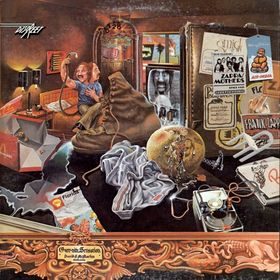 Frank Zappa & The Mothers Of Invention - Overnite Sensation 1973