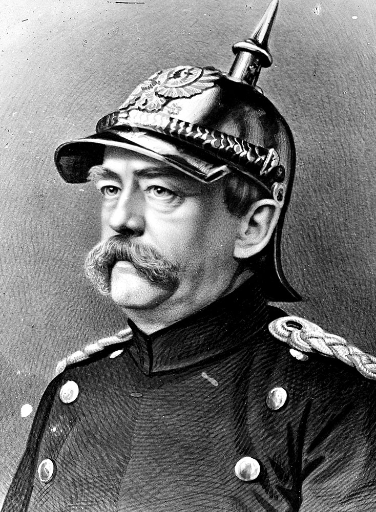 otto von bismark Common core activity: a close reading of the nationalist speech by otto von bismarck global history data analysis committee marc fleming.