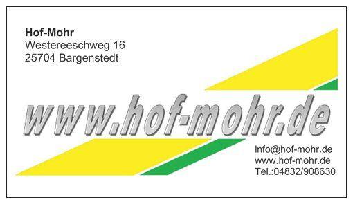 Hof Mohr