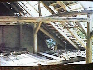 unser selbstgebautes heim das dach. Black Bedroom Furniture Sets. Home Design Ideas