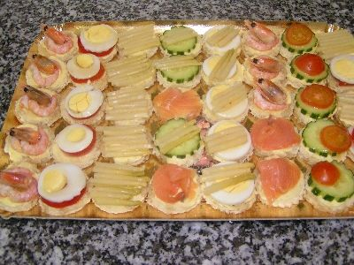 Id gourmande proposition sal e for Canape au fromage