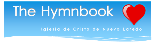 The hymnbook