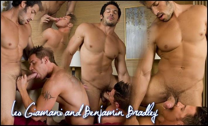 Leo giamani and benjamin bradley