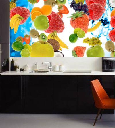Fantasy deco vinilos decorativos cocina for Murales para cocina