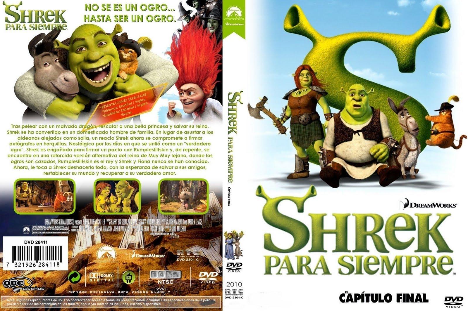 Shrek por hentai scene