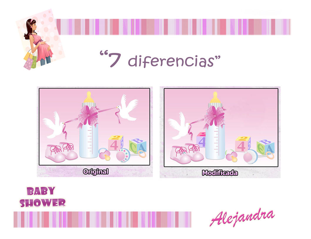pin juegos de baby shower mixto para imprimir imagui anny imagenes on