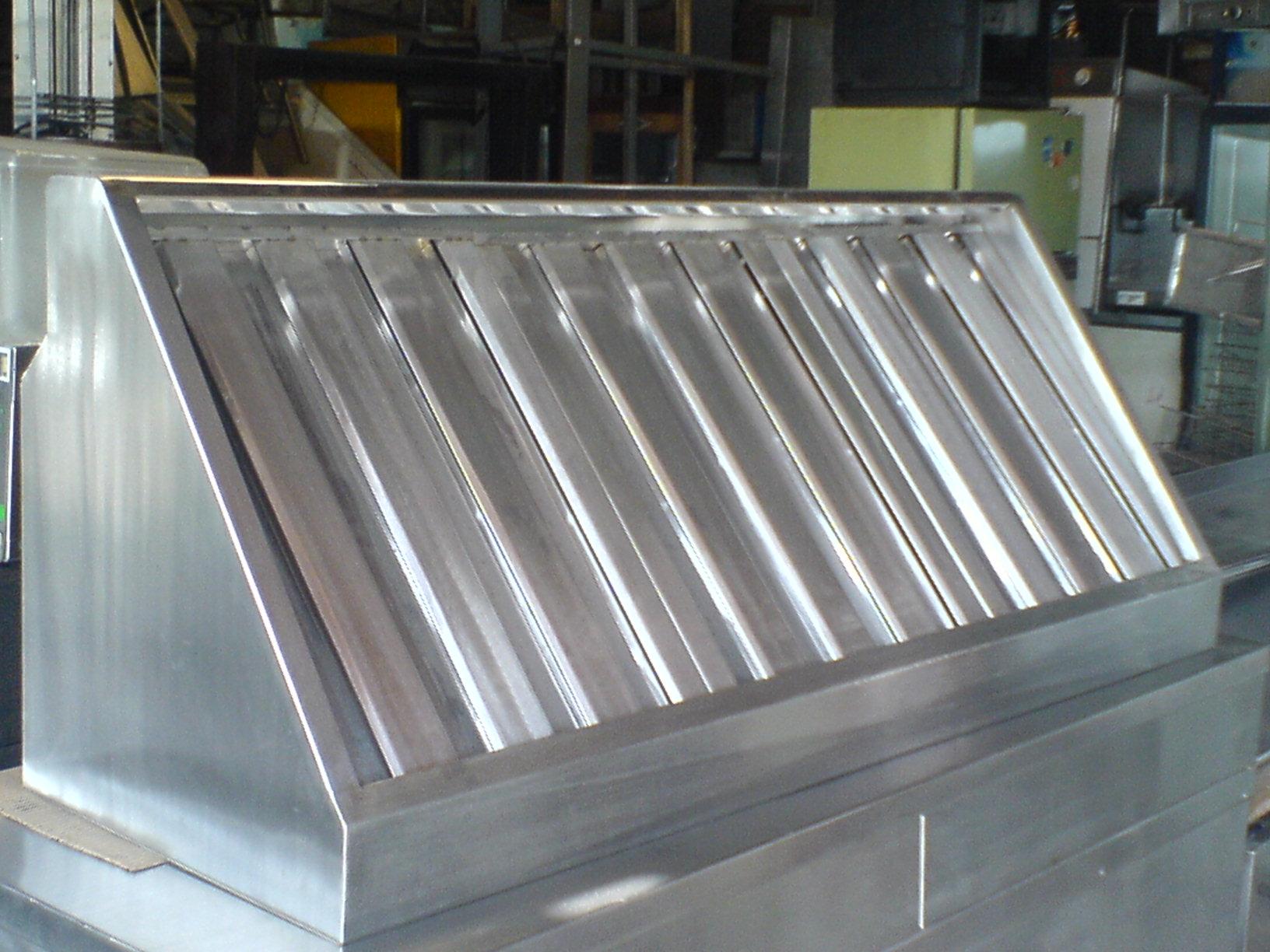 Industrial gas cocinas ltda campana extractora - Campana extractora cocina industrial ...
