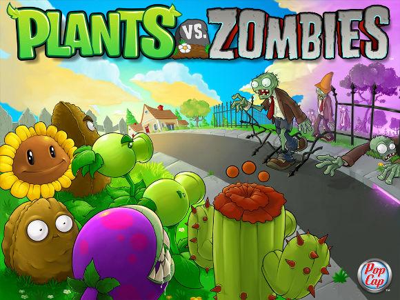 Plantas Contra Zombies (Web Oficial) - Descargas