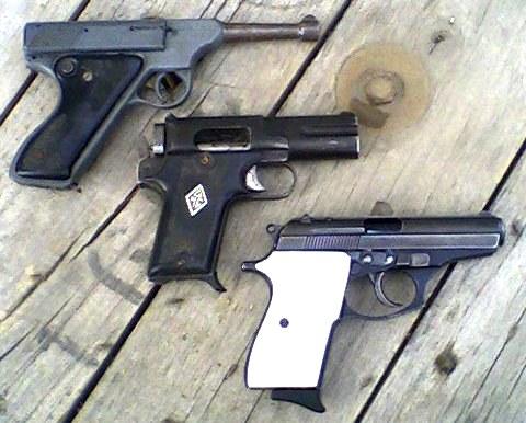 venta arma corta segunda mano: