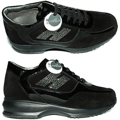 hogan scarpe bianche lucide
