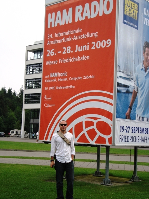 Amusing Ham radio friedrichshafen apologise
