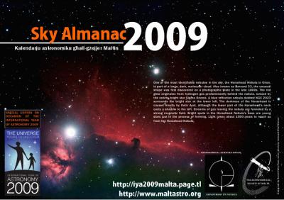 Astronomy Malta IYA 2009