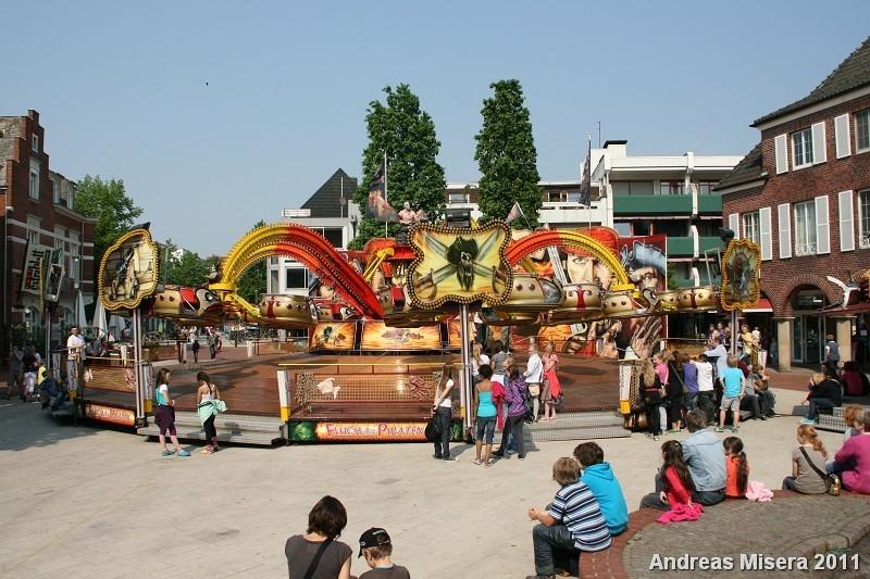 Jahrmaerkte  Muensterland  Emsdetten Mai 2011