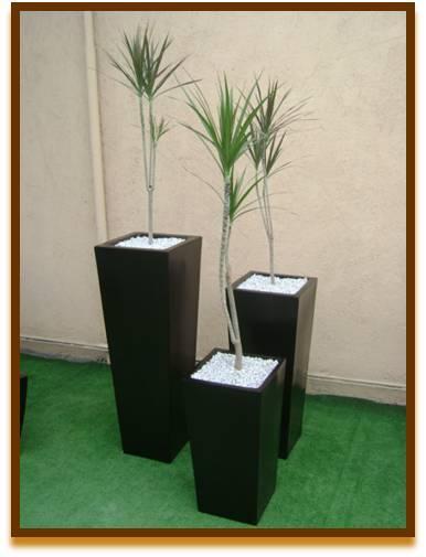 Jardineriaorion macetas de fibra de vidrio - Macetas fibra de vidrio ...