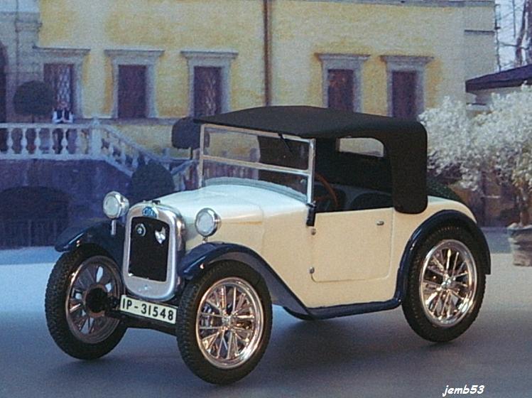 modellbau jemb53 bmw dixi 1929. Black Bedroom Furniture Sets. Home Design Ideas
