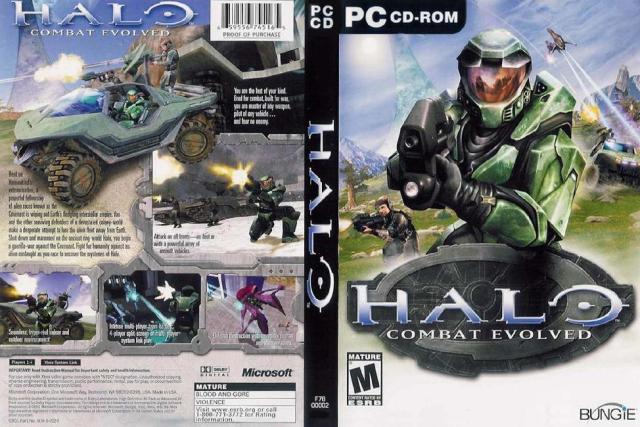 Halo Combat Evolved [PC] [Mega]
