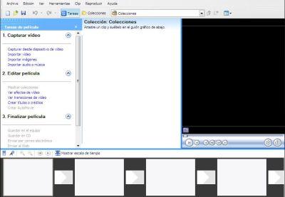 Windows movie maker para windows xp
