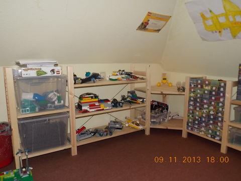und andersrum wieviel lego haben eure und wie wird damit. Black Bedroom Furniture Sets. Home Design Ideas