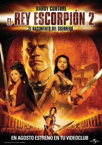 El Rey Escorpión 2: El nacimiento de un guerrero (The Scorpion King 2)