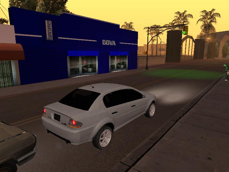 GTA Mexico Mod