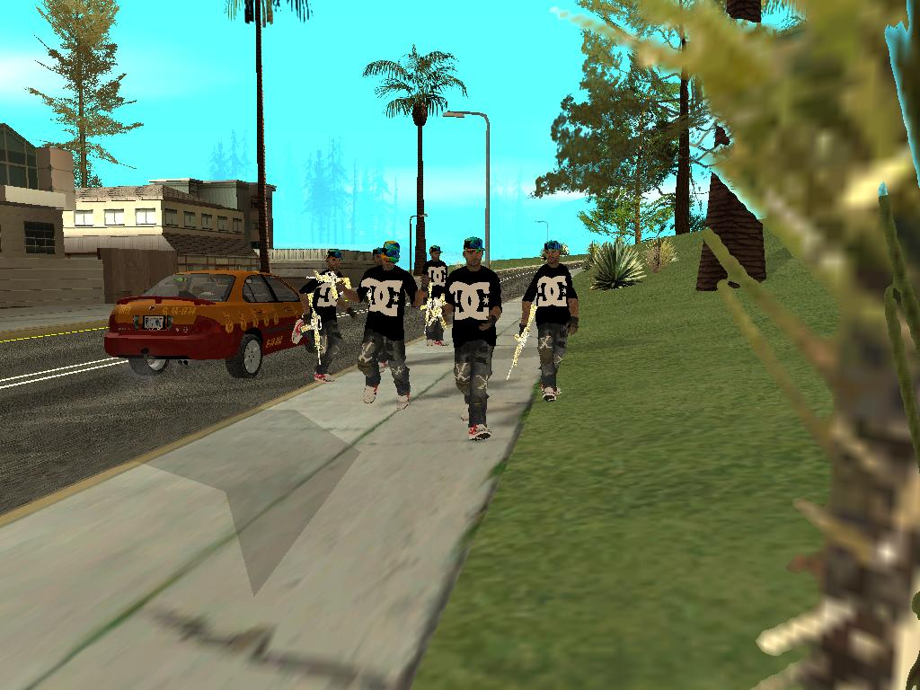 50 Cleo Mods Para GTA San Andreas 100% Mios