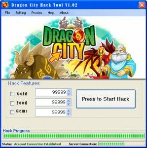 Dragon city tool free