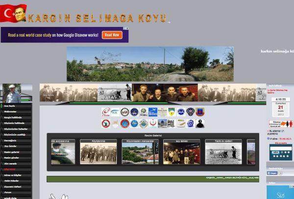 Karkın Selimağa Köyü
