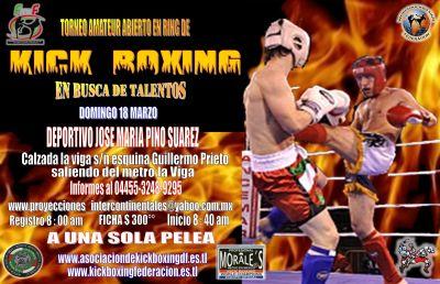 24 marzo 2007 campeonato kick boxing: