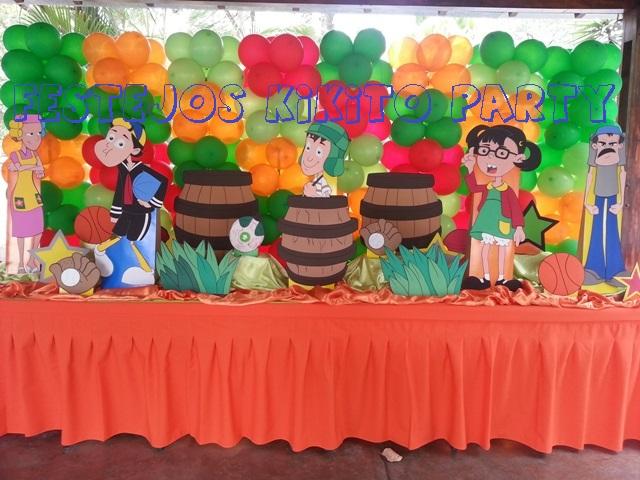 Festejos Kikito Party - MESAS FANTASIAS