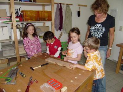 Materialien für den Kindergarten - Das bin ich ::