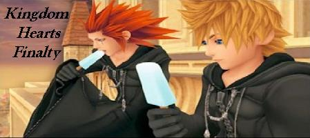 Kingdom Hearts Finalty
