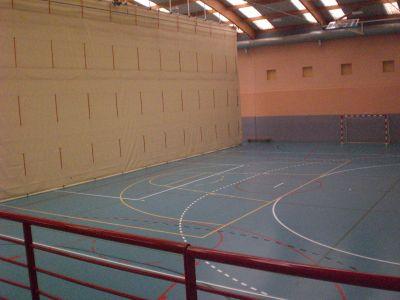 Koaglobal de fabula futbol sala coslada pabellones for Piscina municipal coslada