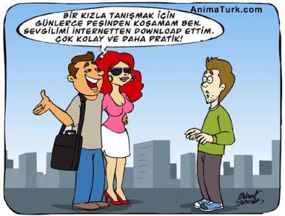 Karikatür - karikatürler