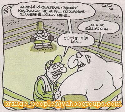 Karikatür karikatürler