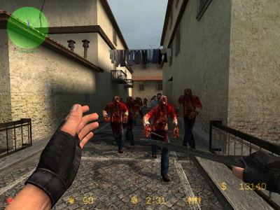скачать контр зомби