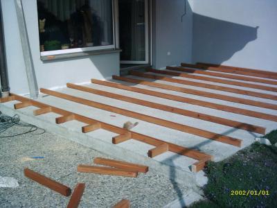krolop parkett terrasse l rche. Black Bedroom Furniture Sets. Home Design Ideas