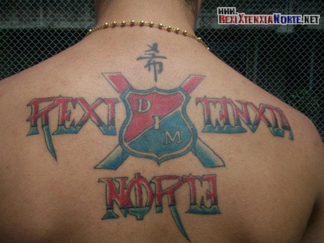 Pics Photos - Tatuajes De Pergaminos Tatuaje Com Co La Hinchada Roja