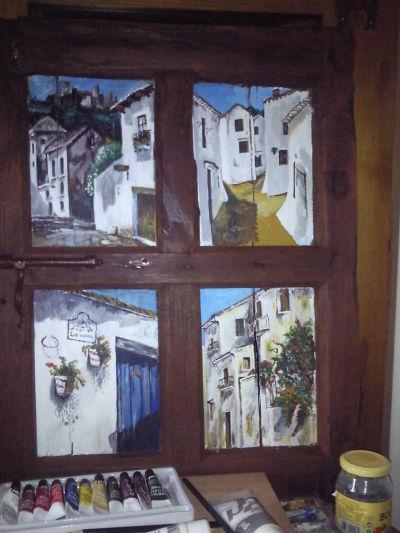 La casa de te objetos y restauraci n for Restauracion de puertas antiguas