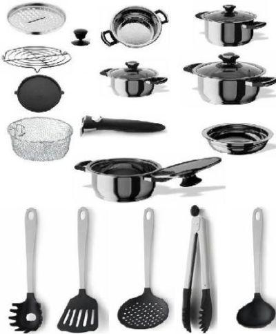 Lacocinademartita utensilios de cocina for Equipo manual de cocina