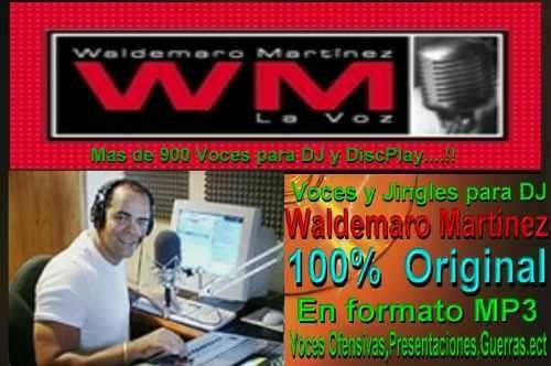 descargar voces de waldemaro martinez