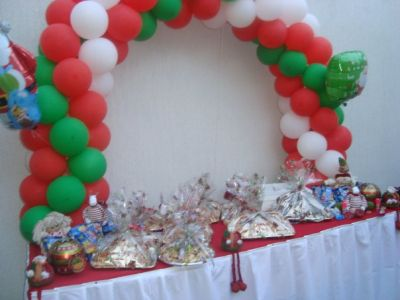 Decoracion fiesta de navidad - Decoracion fiesta navidad ...