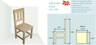 La herradura muebles for El castor muebles