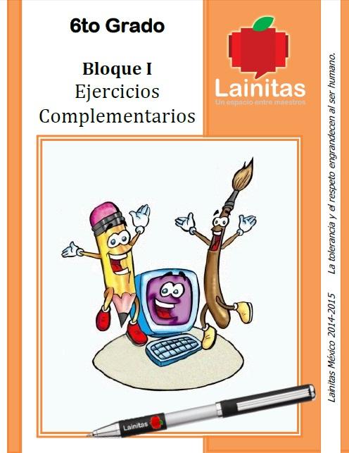 EJERCICIOS COMPLEMENTARIOS LAINITAS 14-15 BLOQUE II | zomaral14